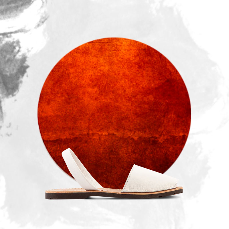 avarcas menorquinas conquista Japón